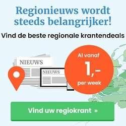 Regionale krant aanbiedingen