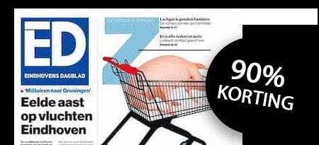 bestekrant-eindhovens-dagblad-aanbieding