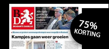 brabants-dagblad-6 weken-aanbieding