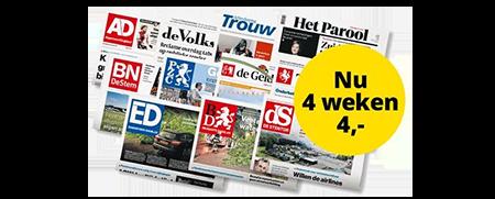 kranten-proefabonnementen